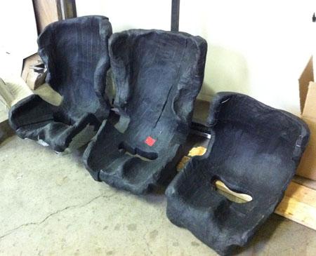Has anyone mounted a seat this way? - MX-5 Miata Forum